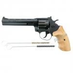 Револьвер под патрон Флобера Super SNIPE-6 (бук) 5