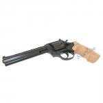 Револьвер под патрон Флобера Super SNIPE-6 (бук) 6