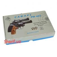 Револьвер под патрон Флобера Сафари РФ-441 М бук-7