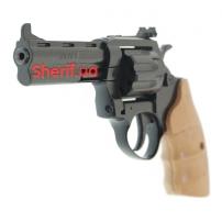 Револьвер под патрон Флобера Сафари РФ-441 М бук-5