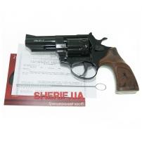Револьвер п/п Флобера кал. 4мм PROFI-3 черн. Pocket-6