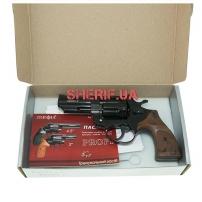 Револьвер п/п Флобера кал. 4мм PROFI-3 черн. Pocket-7