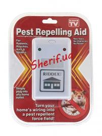 Универсальный отпугиватель вредителей Riddex Pest Repeller