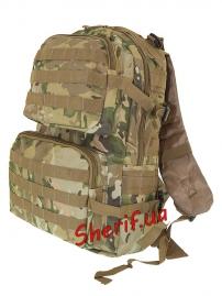 Рюкзак походный 50л BS028/046 камуфляж
