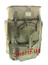 Рюкзак-сумка туристический 2 секции РРС-1, 60л