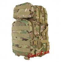 Рюкзак MIL-TEC тактический штурмовой мал. MULTICAM 20л, 14002049