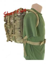 Рюкзак MIL-TEC тактический штурмовой мал. MULTICAM, 14002049-5