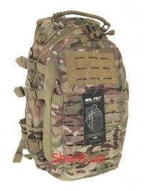 Рюкзак тактический MIL-TEC Mission Pack Laser Cut, 25л Multicam