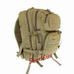 Рюкзак штурмовой MIL-TEC  США Coyote тактический 36л