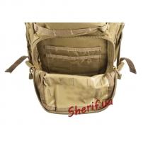 Рюкзак штурмовой MIL-TEC  США Coyote тактический 36л, 14002205-7