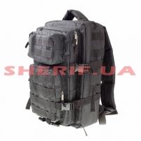 Рюкзак тактический Black (черный), 45 л