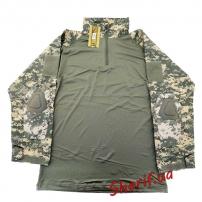 """Рубашка MIL-TEC тактическая """"Warrior"""" (AT-Digital), 4"""
