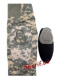 """Рубашка MIL-TEC тактическая """"Warrior"""" (AT-Digital), 7"""