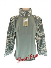 """Рубашка MIL-TEC тактическая """"Warrior"""" (AT-Digital),"""