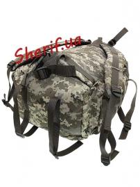 Рюкзак тактический Digital ВСУ, 80л-5