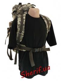Рюкзак тактический Digital ВСУ, 80л-6