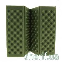 Термоковрик складной 39x30 см (Olive) - Max Fuchs 31787B