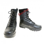 Армейские ботинки MIL-TEC Tactical Stiefel Black