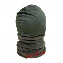 Балаклава шарф-труба с отделом для головы Max Fuchs Olive