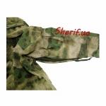 Куртка MIL-TEC ветро-влагозащитная с флисовой подстежкой AT FG3