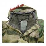 Куртка MIL-TEC ветро-влагозащитная с флисовой подстежкой AT FG4