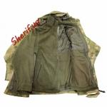 Куртка MIL-TEC ветро-влагозащитная с флисовой подстежкой AT FG5