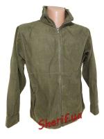 Куртка MIL-TEC ветро-влагозащитная с флисовой подстежкой AT FG9