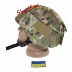 Кавер MIL-TEC для шлема PASGT (Multicam)-3