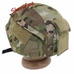 Кавер MIL-TEC для шлема PASGT (Multicam)-4