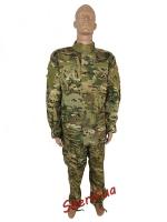 Тактическая камуфляжная форма TG-костюм Multicam