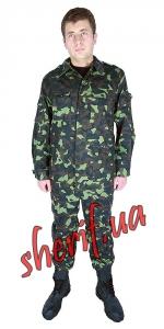 Летняя военная форма Украина камуфляж №2