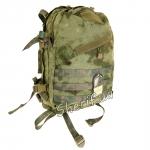 Военный тактический рюкзак TMC MOLLE Style A3 Day Pack AT FG