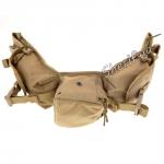 Комплект поясных подсумков на платформе EMERSON Sniper Waist Pack Khaki