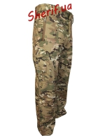Брюки Shark Skin Softshell Multicam-2