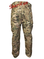 Брюки Shark Skin Softshell Multicam-4