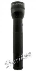 Фонарь MagLite LED 2D черный