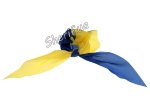Галстук Укр.флаг 65х65х91