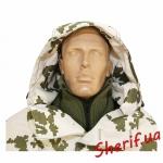 Зимняя военная форма Горка-М2 White 4
