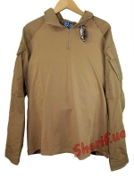 Рубашка TMC G3 Combat Shirt Coyote Brown