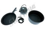 Набор туристической посуды Компакт на 1-2 персоны Z04001-11