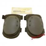 Наколенники военные MIL-TEC Olive, 16231001