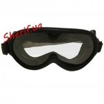 Очки-маска  MIL-TEC M44 USA Black