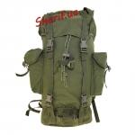Рюкзак военный тактический Max Fuchs Combat Olive, 65л
