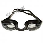 Очки для плавания черные Speedo