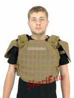 Разгрузка Armor Chassis койот [A.C.M]