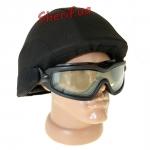 Тактические очки V2G Plus+каска