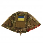 Кавер MIL-TEC для шлема PASGT (Multicam)-5
