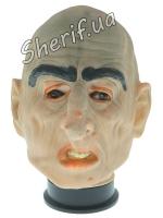 Карнавальная маска 'Бородавкин' резиновая