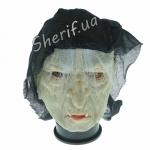 Карнавальная маска 'Баба Яга' (латекс)