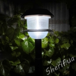 SY-B251 Лампа с солнечной батареей, белая-2